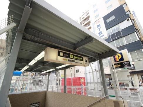 長堀橋ルーム(大阪市中央区島之内2-15)